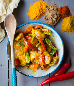 Spicy | Food Photography | Carlisle, Cumbria