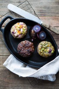 Pioneer hand crafted beef truffles