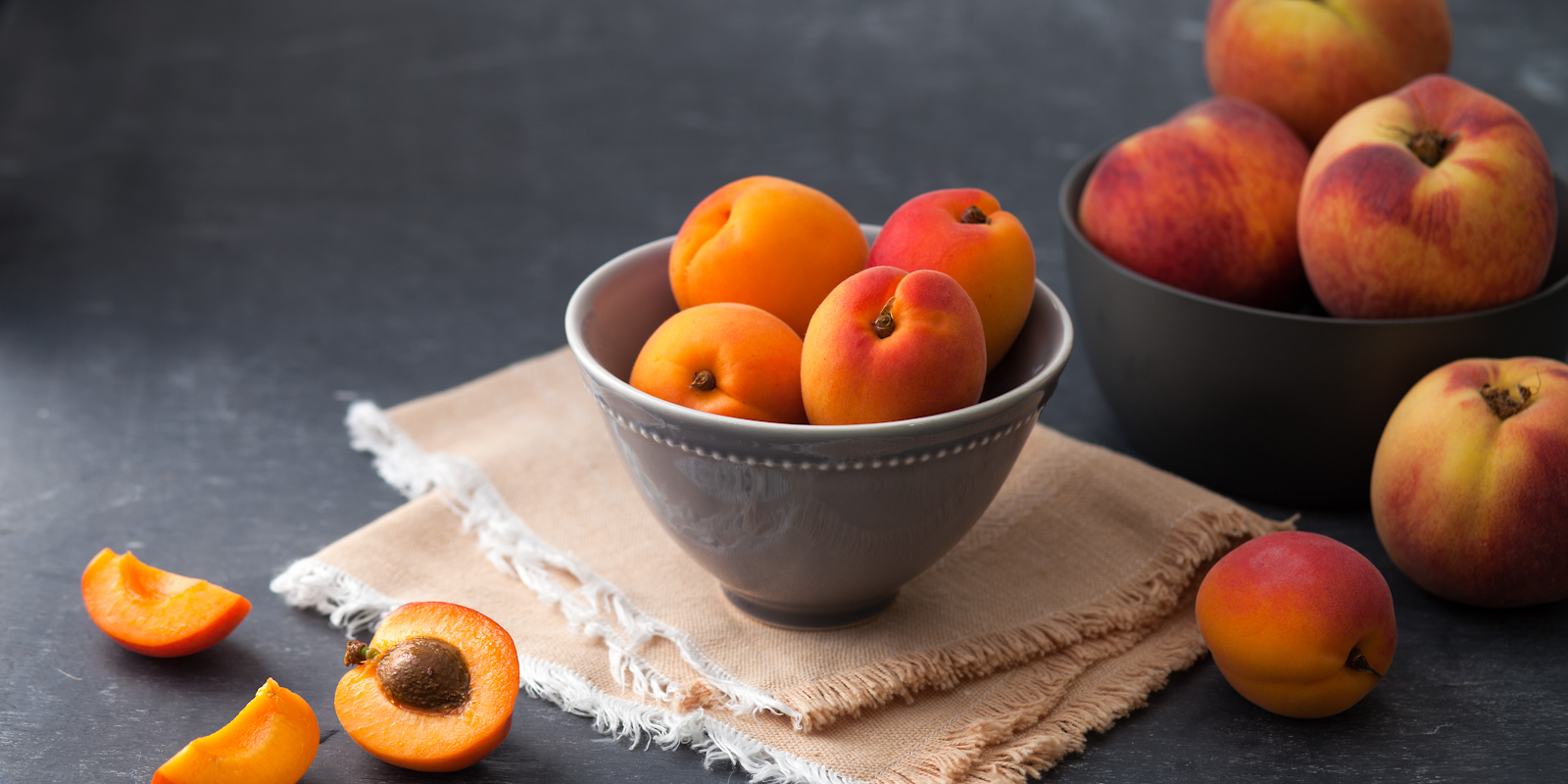 Simply apricots!