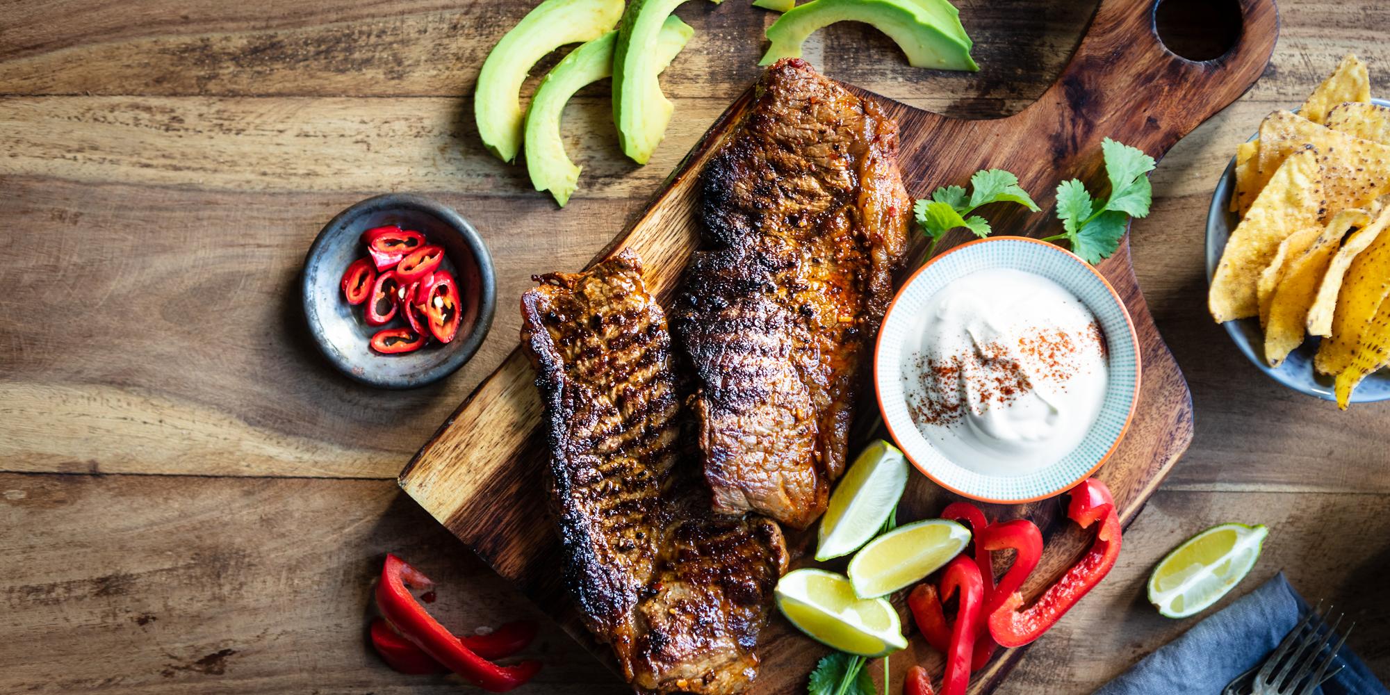 Mexican Steak