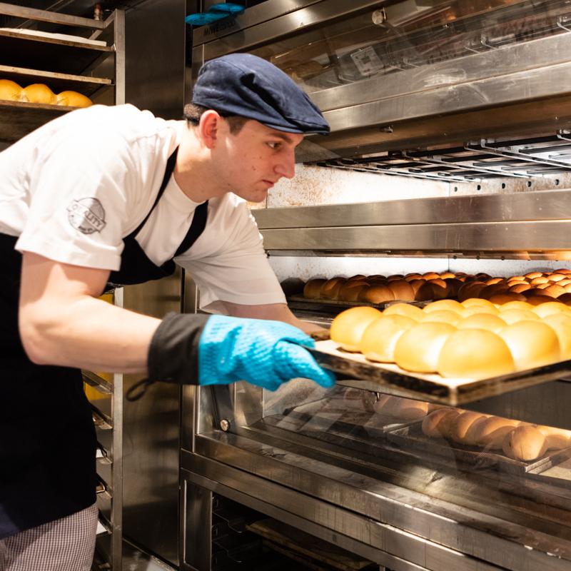 Pioneer Freshly Baked Bread