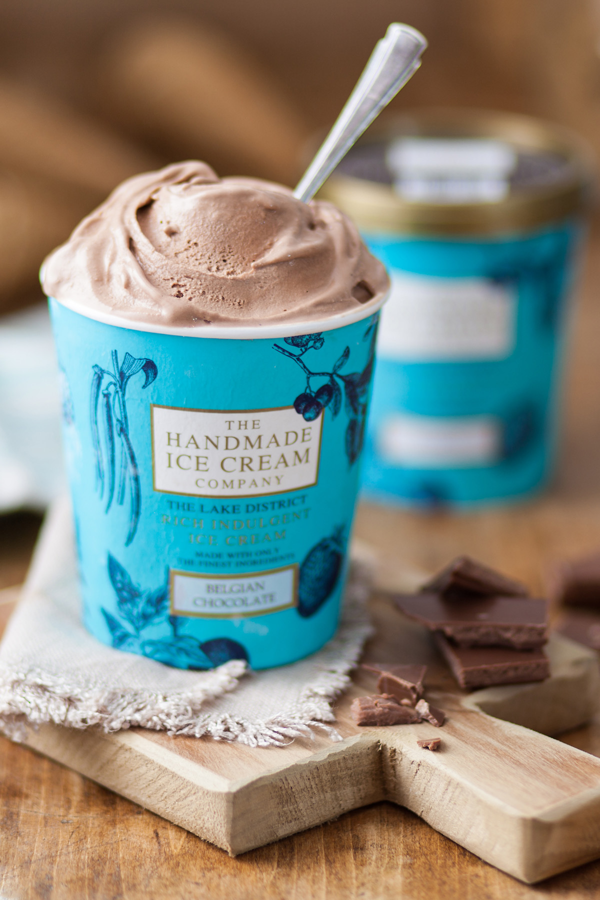 Creamy Chocolate Goodness