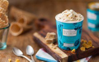 Delicious Cumbrian Ice Cream