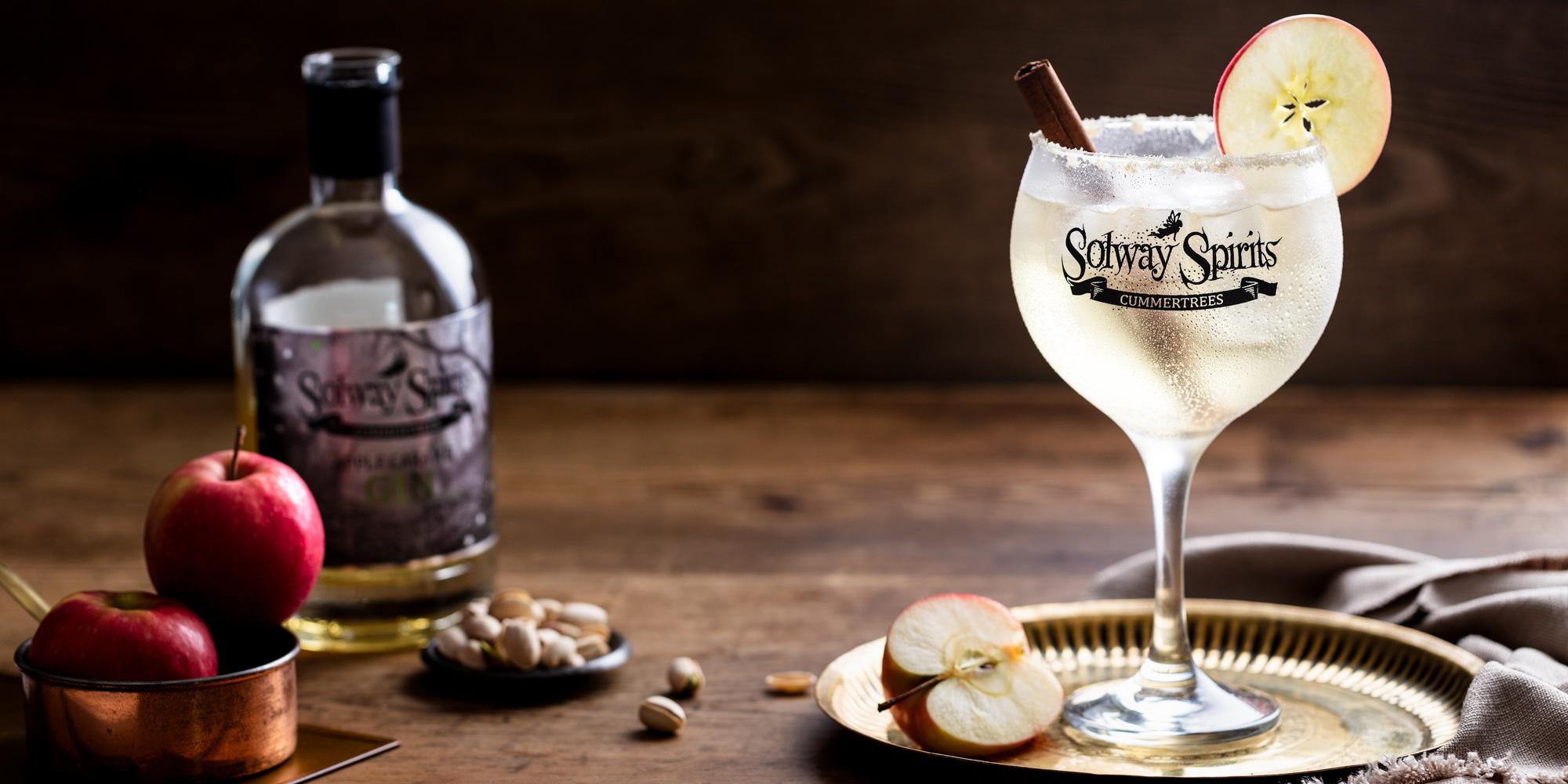 Apple & Caramel Gin & Tonic