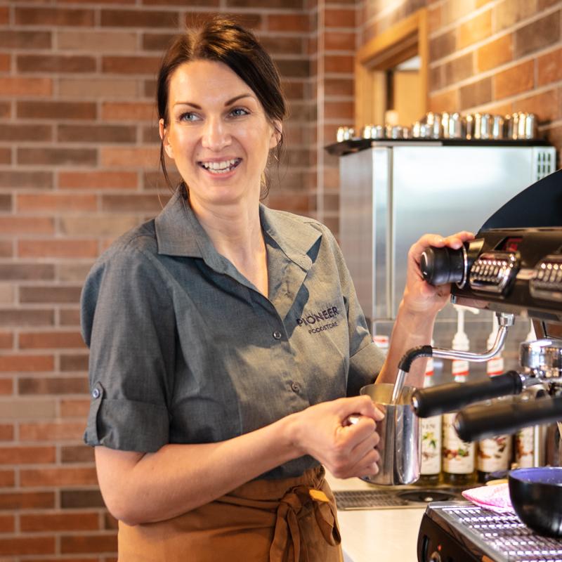 Pioneer Foodstore Coffee Lounge