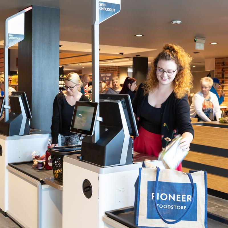 Pioneer Foodstore